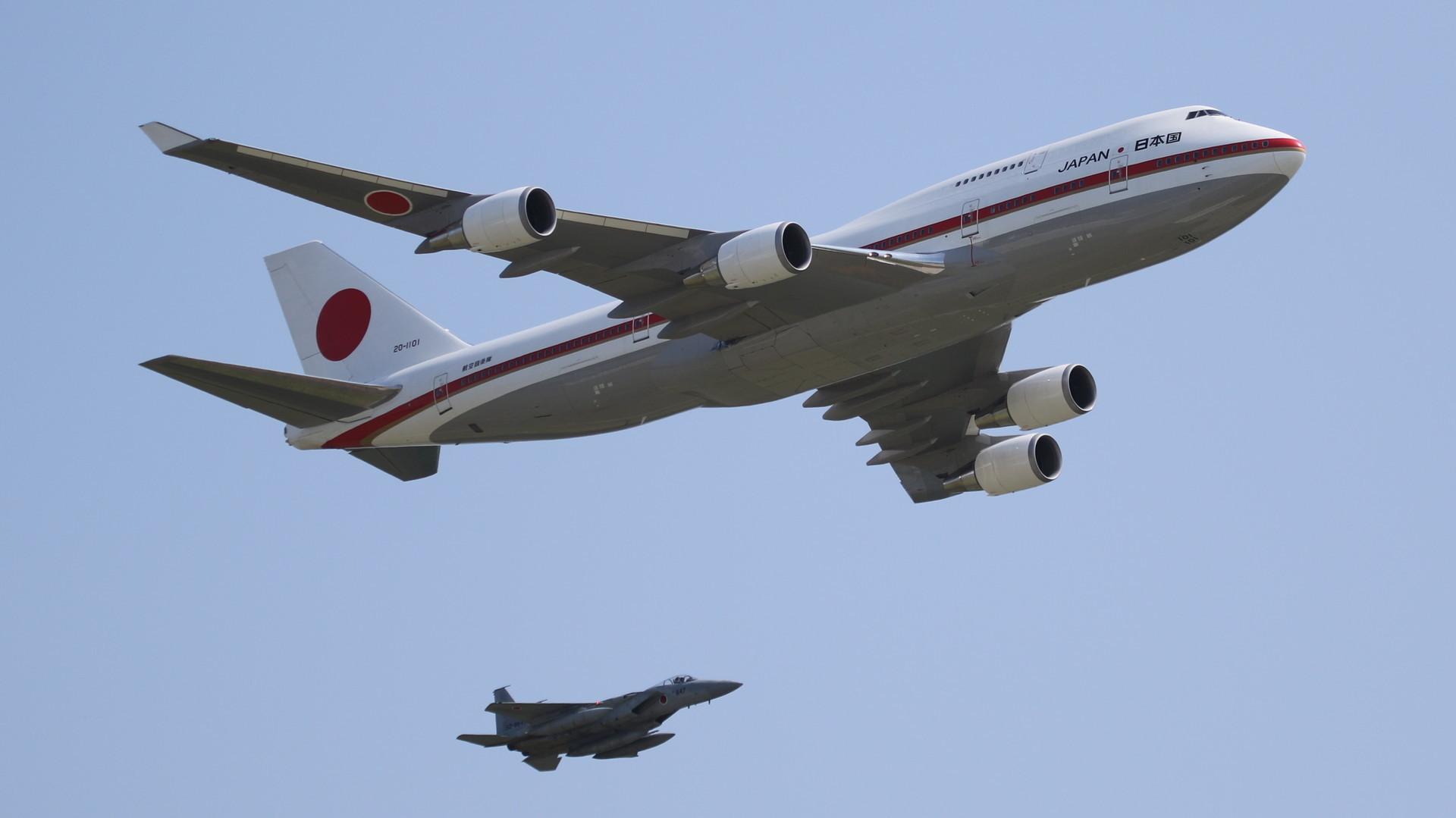 専用 機 政府 政府専用機コールサインは【Japanese Air